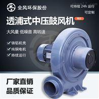 CX-7.55.5KW透浦式中壓鼓風機