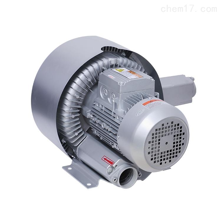双叶轮曝气旋涡气泵
