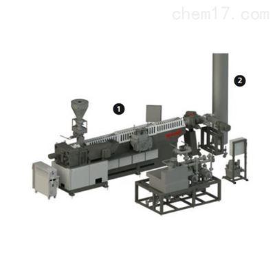 gneuB格諾斯再生聚酯板材擠出加工設備