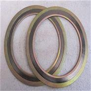 304材质内外环D型不锈钢金属缠绕垫片定做