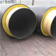 DN100聚氨酯预制保温管的生产厂家