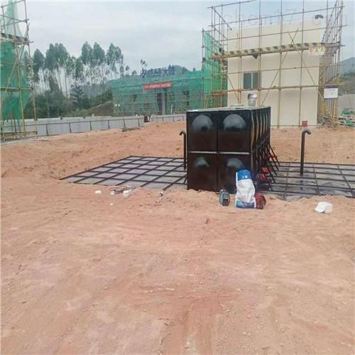 谈地埋一体化消防泵站的选择和应用
