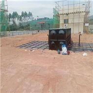 热镀锌简述埋地式箱泵一体化泵站配置要求