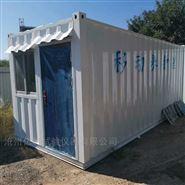 集装箱养护室的应用领域 移动标养室
