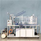 DYJ053平流式溶气加压气浮实验装置,给排水
