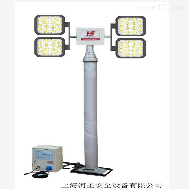 车载图传应急照明装置带GPS定位系统 河圣牌