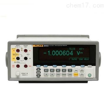 FLUKE 8845A臺式數字萬用表