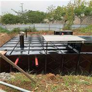 BDF裝配大容積BDF地埋復合水箱消防供水
