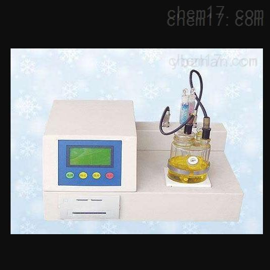 长春市承试电力设备变压器油微水试验仪