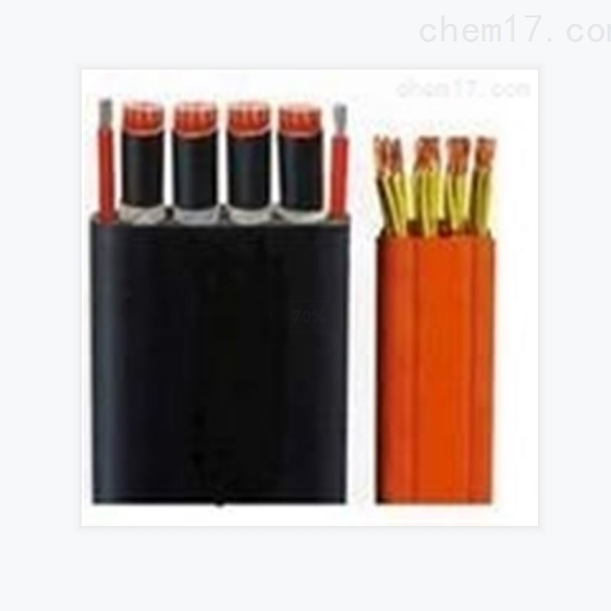 YGCB扁电缆4*35mm2