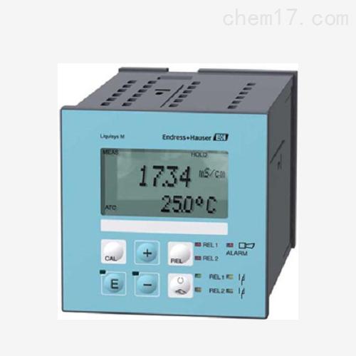 德国E+H电导率变送器