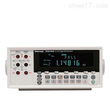 DMM4050泰克臺式數字萬用表