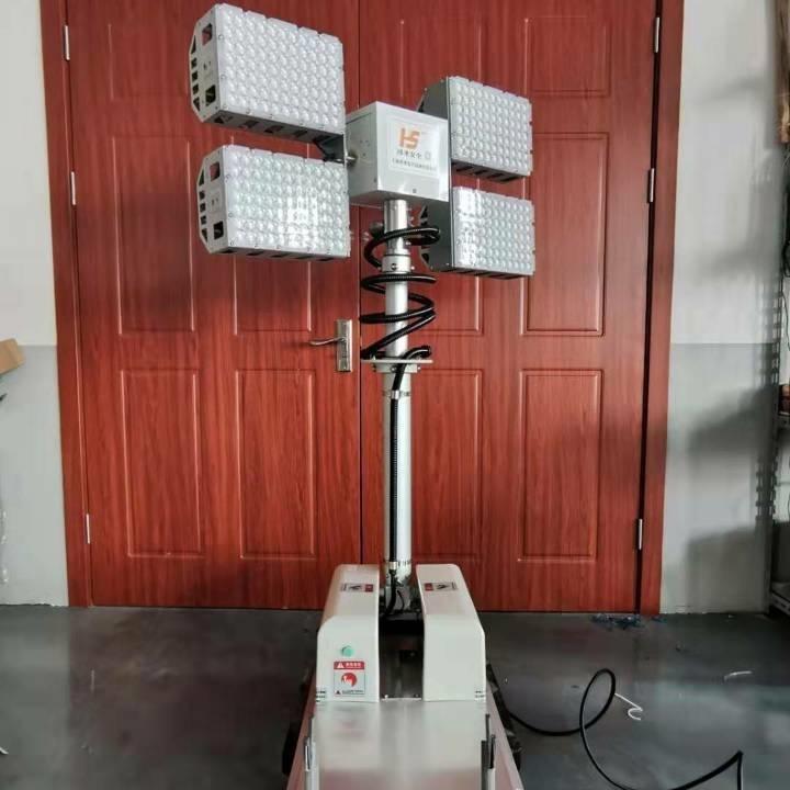 河圣牌 大功率升降照明系统 金属卤化物灯