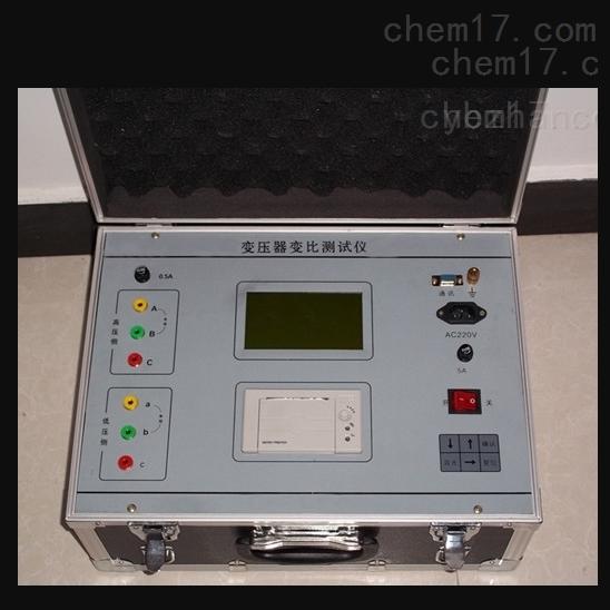 济南市承试电力设备变压器变比试验仪