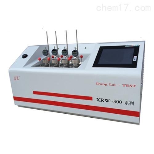 微机控制热变形维卡温度测定仪