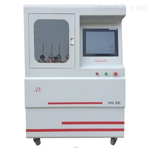 PVC管热变形维卡软化点温度测定仪