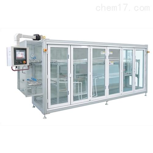 塑料管道系统冷热水循环试验机