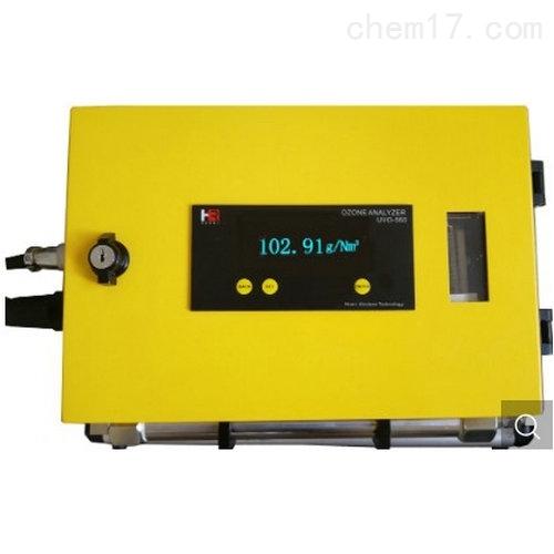 ZHR-200G高浓度臭氧监测仪0-200g/m3NTP