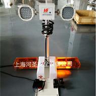 视频监控气动升降杆照明灯车载云台摄像机