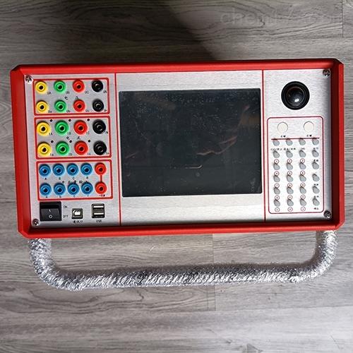 六相工控继电保护测试装置