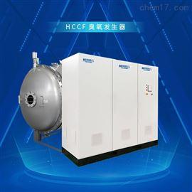 HCCF饮用水深度处理臭氧发生器