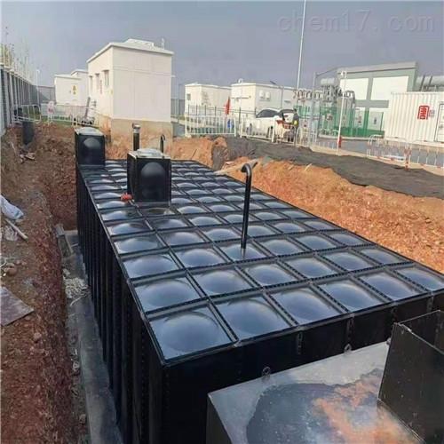 sw装配式箱泵一体化正确使用与保养