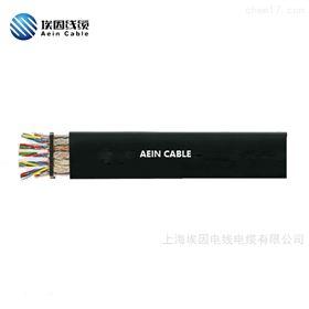 H05RNH2-F德国工业电缆300/500V扁电缆