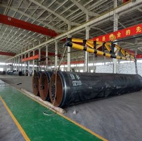 DN160北京聚氨酯直埋保温管廊坊展通实力大厂家