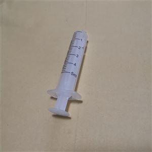 5ml实验用无针注射器(PP材质)针筒