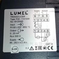 传感器P20-1101008波兰LUMEL电流表、温控仪、传感器