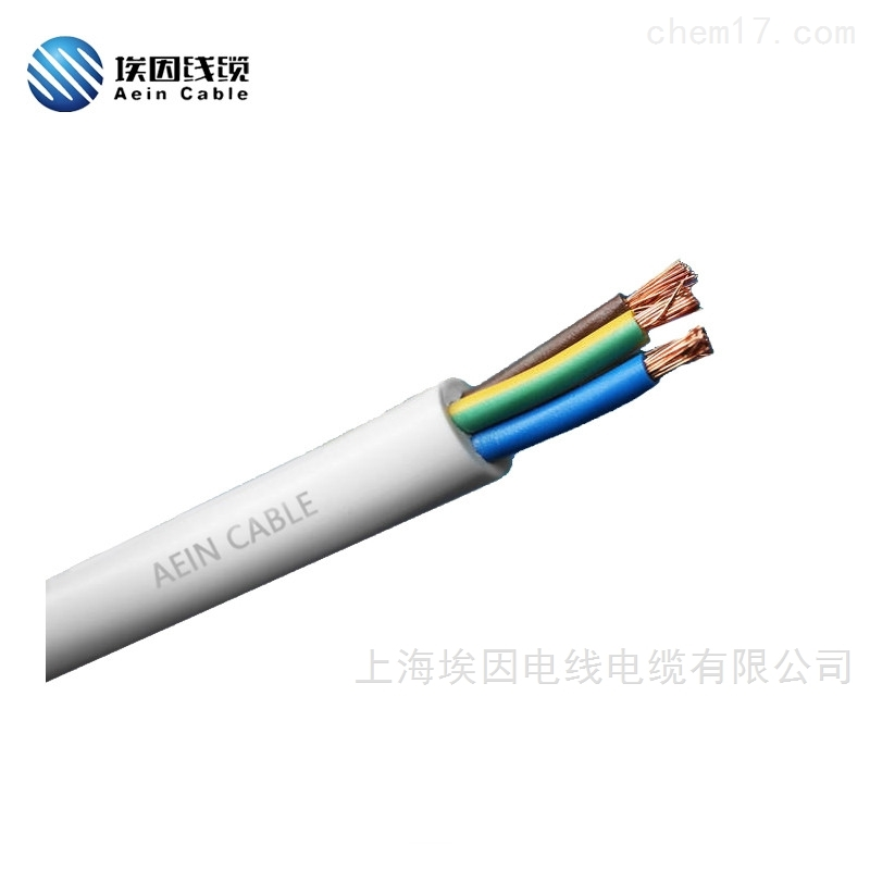 柔性控制电缆数码芯线护套线
