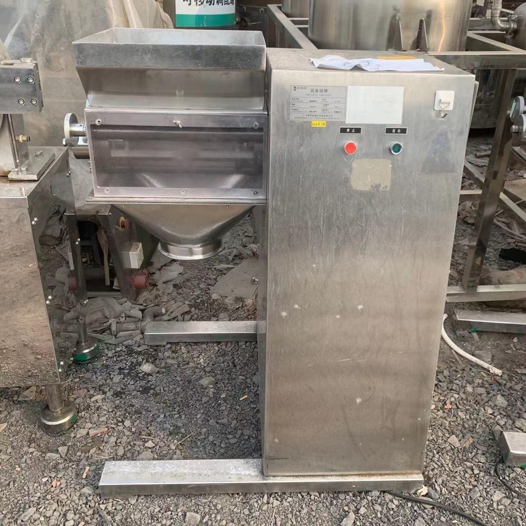 二手YK160型固体饮料颗粒摇摆制粒机
