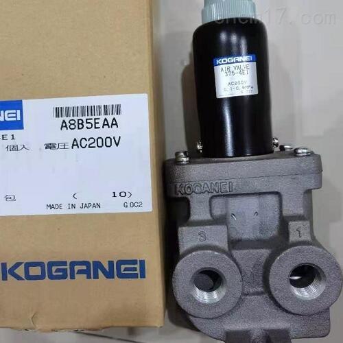 详细介绍KOGANEI导式电磁阀,小金井