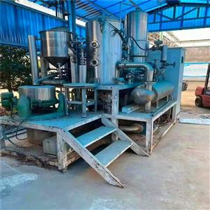 常年转让二手MVR蒸发器产品介绍