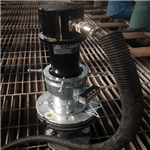 ZRX-WY6熱風爐管道在線紅外測溫儀