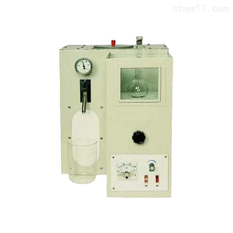 馏程测定仪(单管手动)