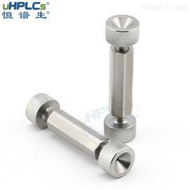 定制316L不锈钢变径二通气管变径接头