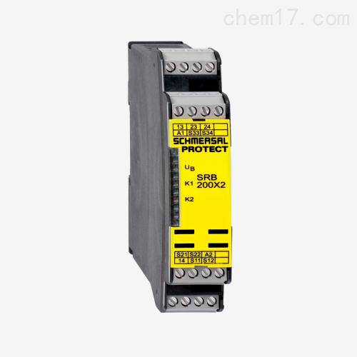 SCHMERSAL安全继电器