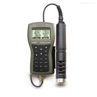 哈纳HANNAHI9829高精度多参数(15项)水质分析测定仪