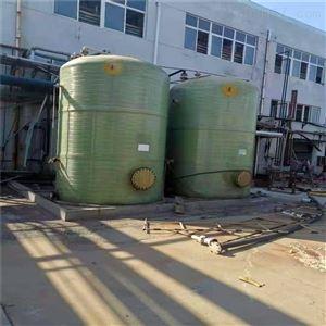 常年出售二手40吨玻璃钢硫酸罐型号