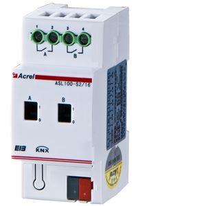 ASL100-S2/16智能照明开关驱动器