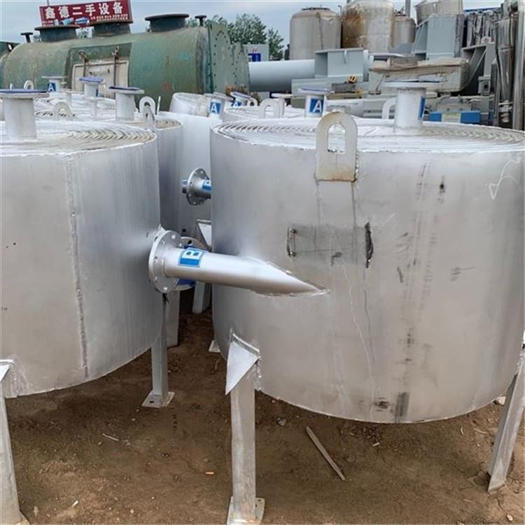 20-200平方螺旋板式换热器