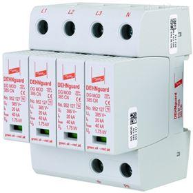 德国DEHN电涌950305盾牌防雷器DG MHI TNC 80 385 FM浪涌保护器