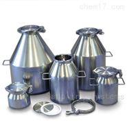GMP夹钳容器不锈钢样品罐