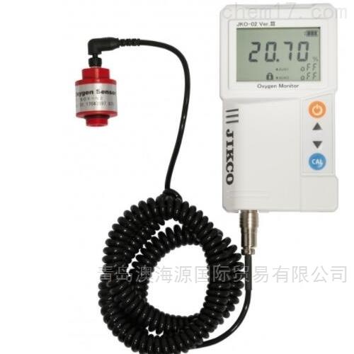 JKO-O2氧气计氧浓度计日本原装进口JIKCO