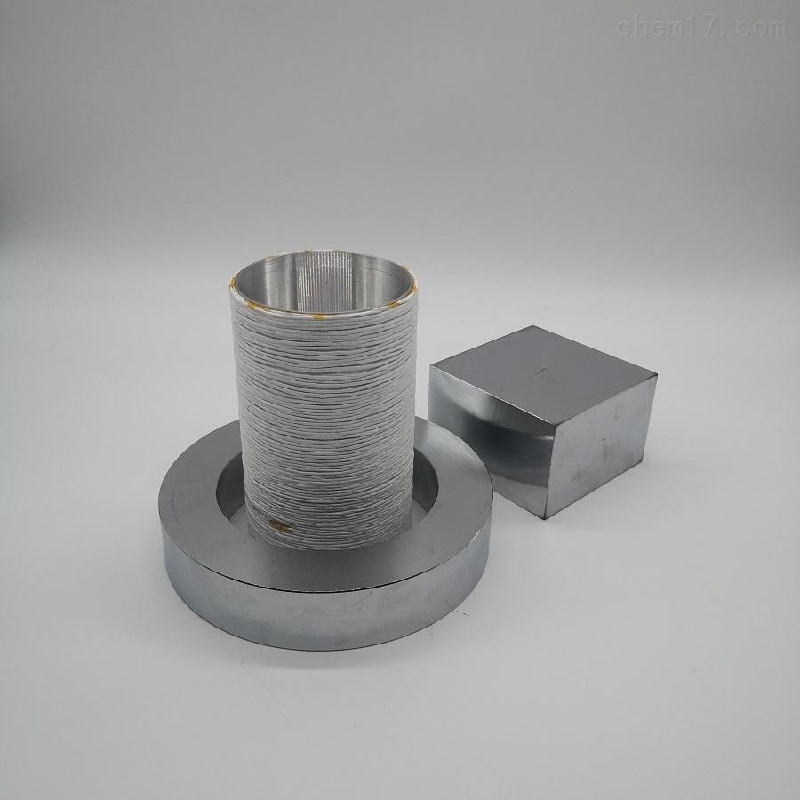 φ87铝合金容器