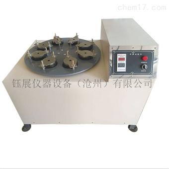 TCZ-10陶瓷砖釉面耐磨试验机