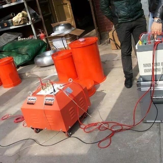 500KV串联谐振耐压试验装置