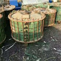 回收二手搪瓷片式冷凝器