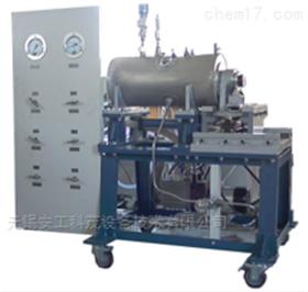 SHS-10-60L快开式卧式自蔓延合成装置